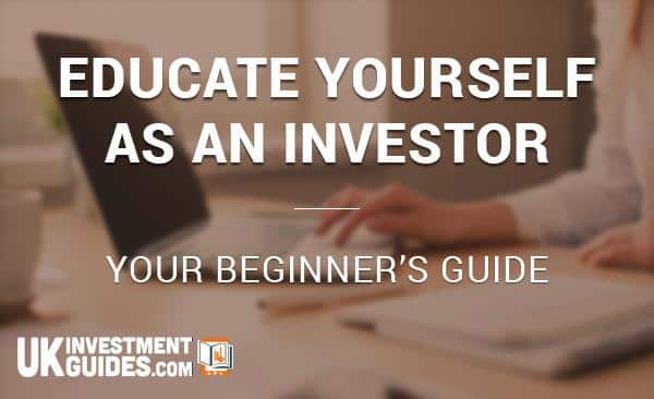 Educating yourself an Investor