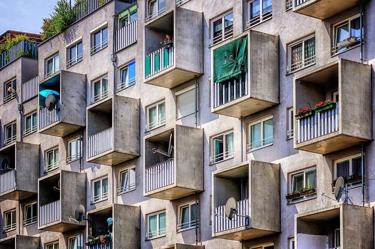 UK Residential development