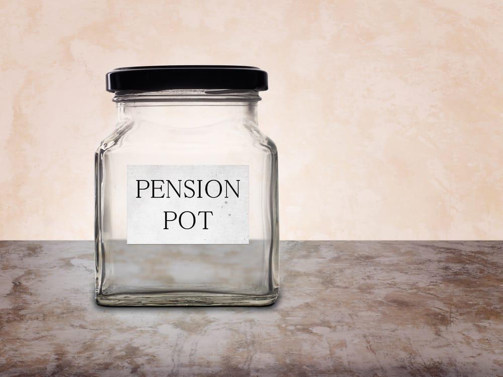 retirement pots
