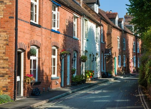 Midlands home