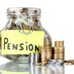 pension money