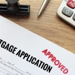 mortgages approvals