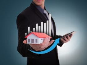 Mortgage values rise
