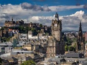 Scottish cities