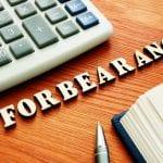 forbearance plans