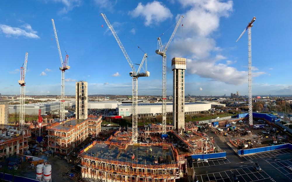 UK housebuilders rise