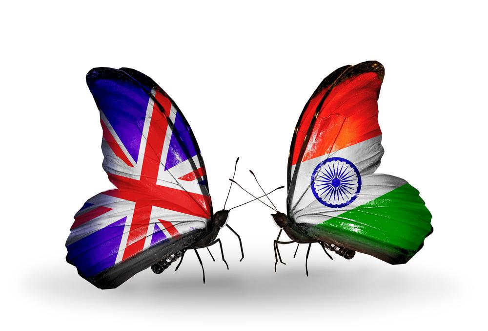 UK, India