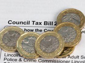 council tax bills