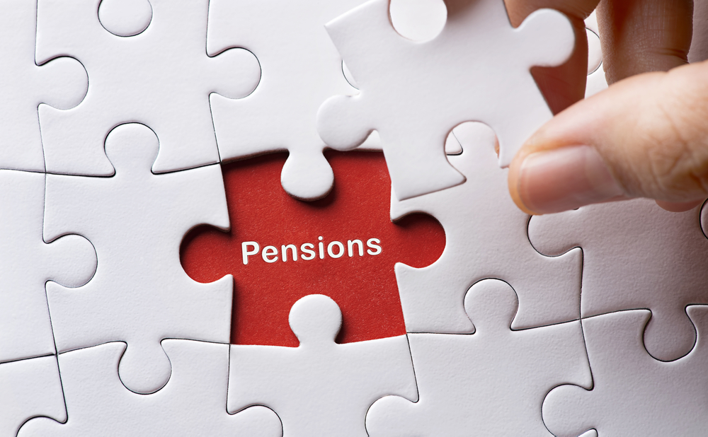 Missing pensions