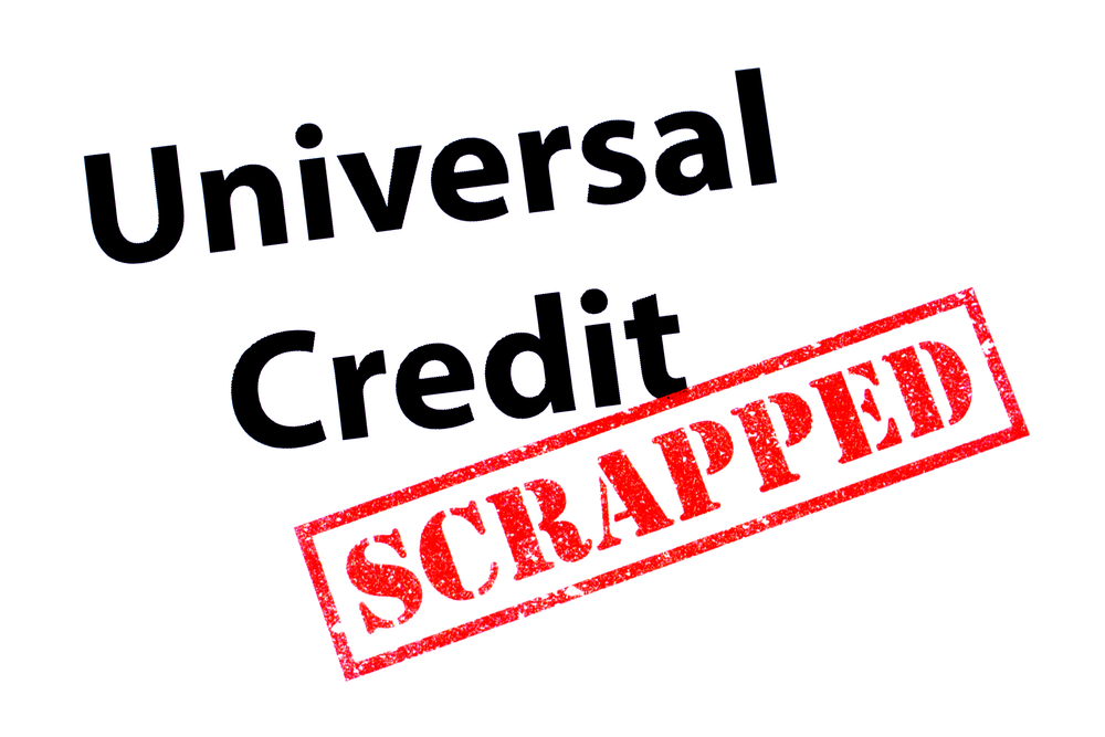 Scrapping of Universal Credit