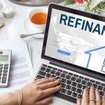 refinance falling